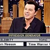 Seth MacFarlane as Liam Neeson