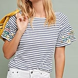 Eri + Ali Georgia Striped Tee