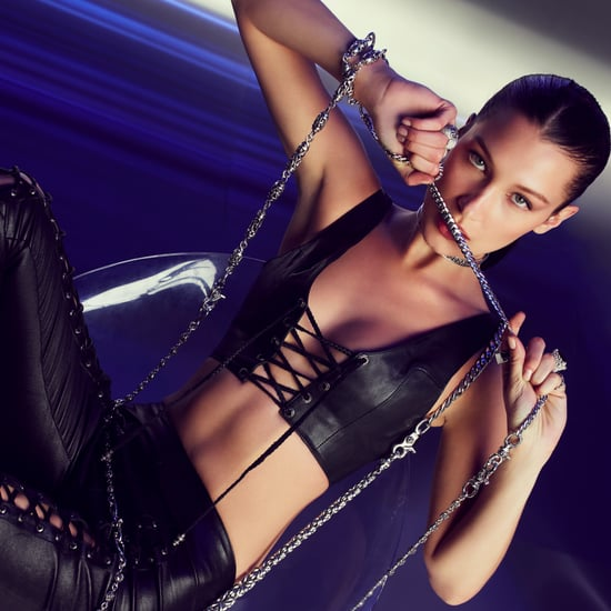 Bella Hadid's Chrome Hearts Collaboration