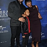 Jennifer Hudson and Her Family at March Of Dimes Event 2016
