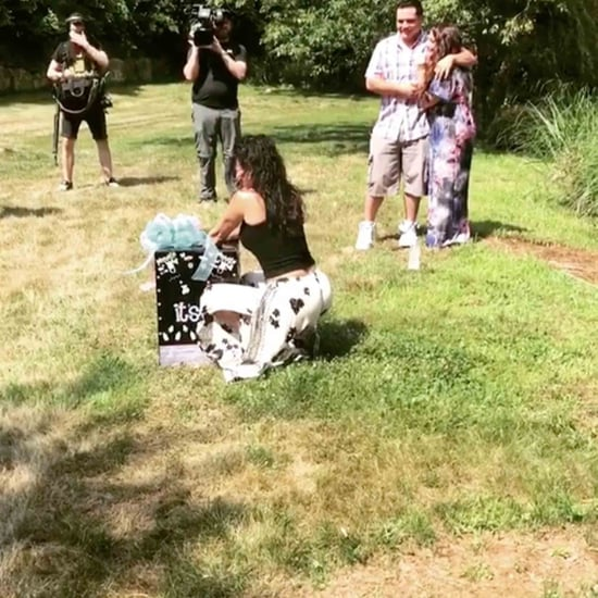 Deena Cortese's Gender Reveal