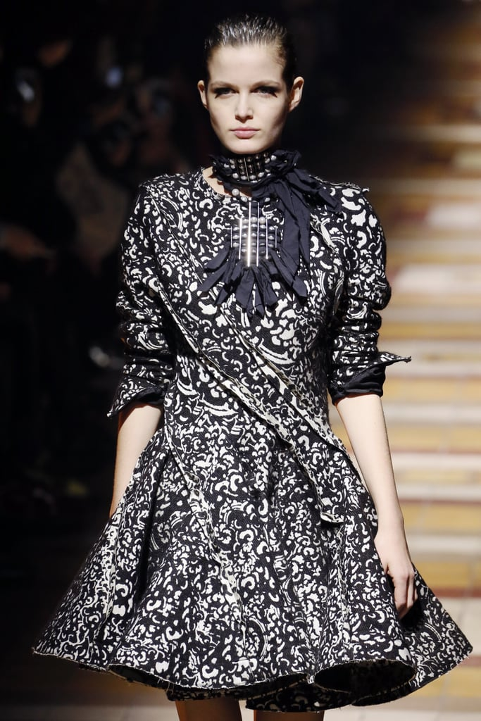 Lanvin Fall 2014 Hair and Makeup   Runway Pictures