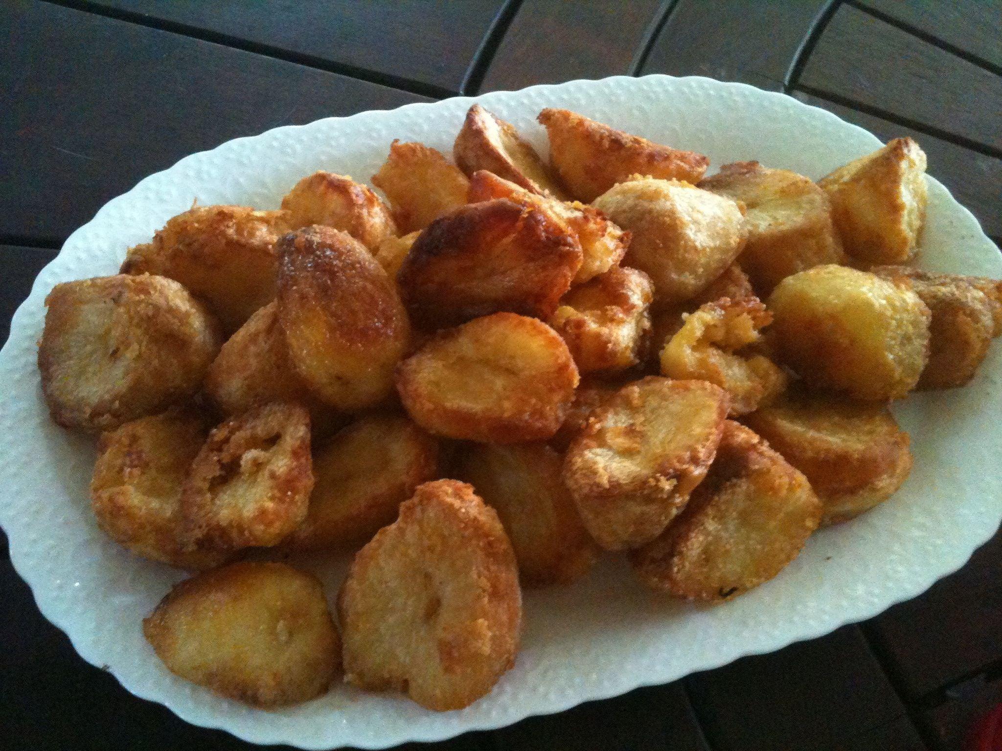 how to make roast potatoes