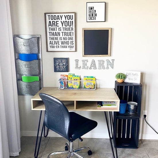 34 Inspiring Kids' Study Corner Ideas