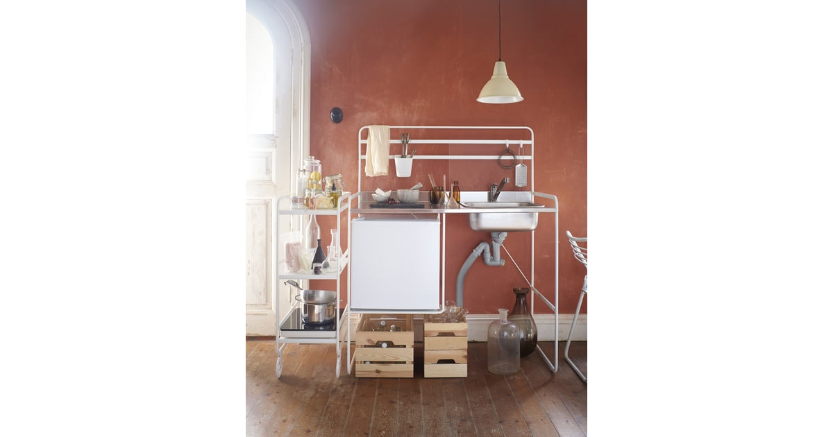 Ikea Kitchen Cart Hack