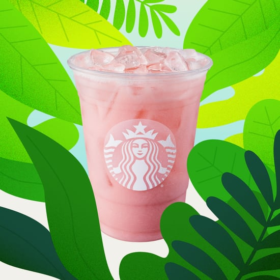 Starbucks Just Released a Pink Iced Guava Passionfruit Drink
