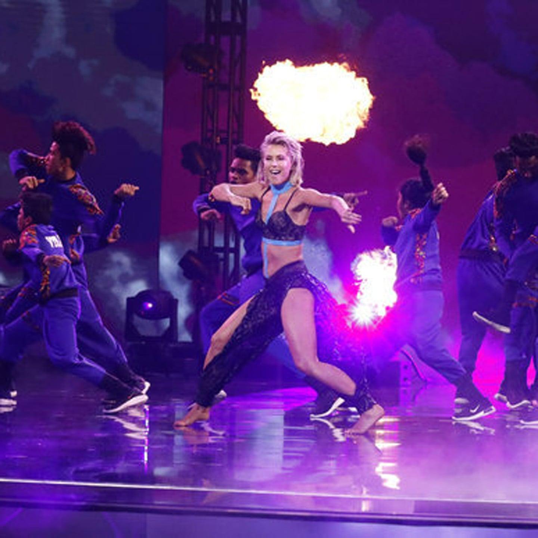 Watch Julianne Hough Perform Transform On Agt Video