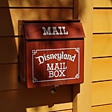 Send a postcard from inside of Disneyland: Drop a postcard into the mailboxes around Disneyland and they will send it out for you.  Tour Tarzan's treehouse: Climb through the Adventureland jungle and see the abondoned treehouse where Tarzan grew up.  Paddle through the rivers of America in a canoe: The Davy Crockett Explorer canoes are a great way to get a unique perspective of the river.  Get your caricature drawn: Talented artists are waiting to draw your caricature in New Orleans Square.  Watch a parade: The park puts on a variety of parades — every one of them is awesome.  Take a moment to sit down and enjoy the magic: There's so much running around to do in the park, but it's always nice to have a seat and enjoy everything Disneyland has to offer.