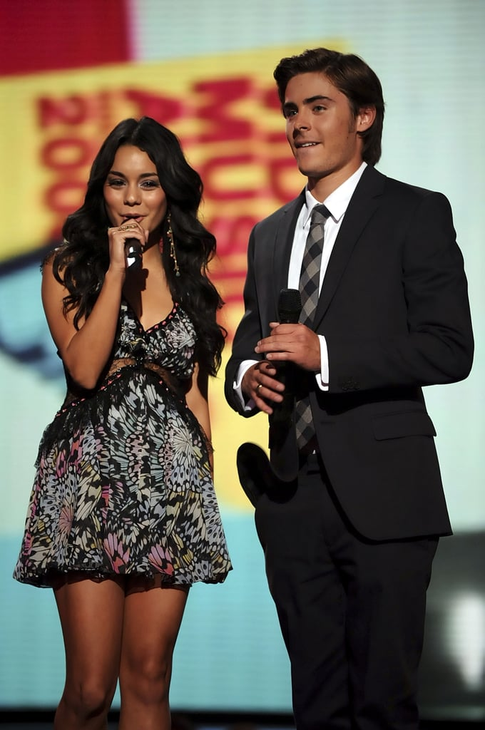 Zac Efron and Vanessa Hudgens, 2008