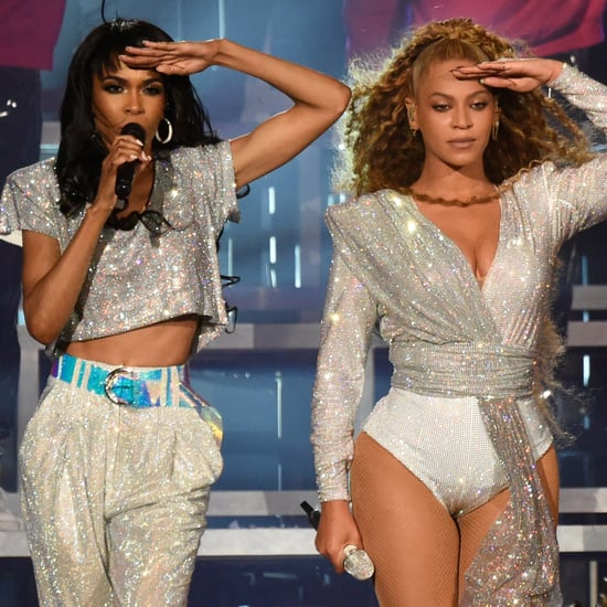 Michelle Williams Interview About Destiny's Child Reunion
