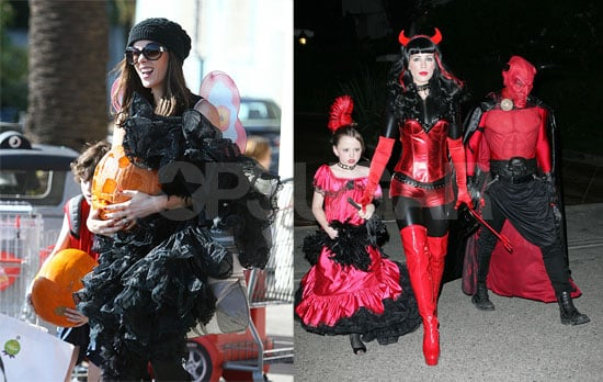 Kate Gets Her Crew Red-dy For Halloween