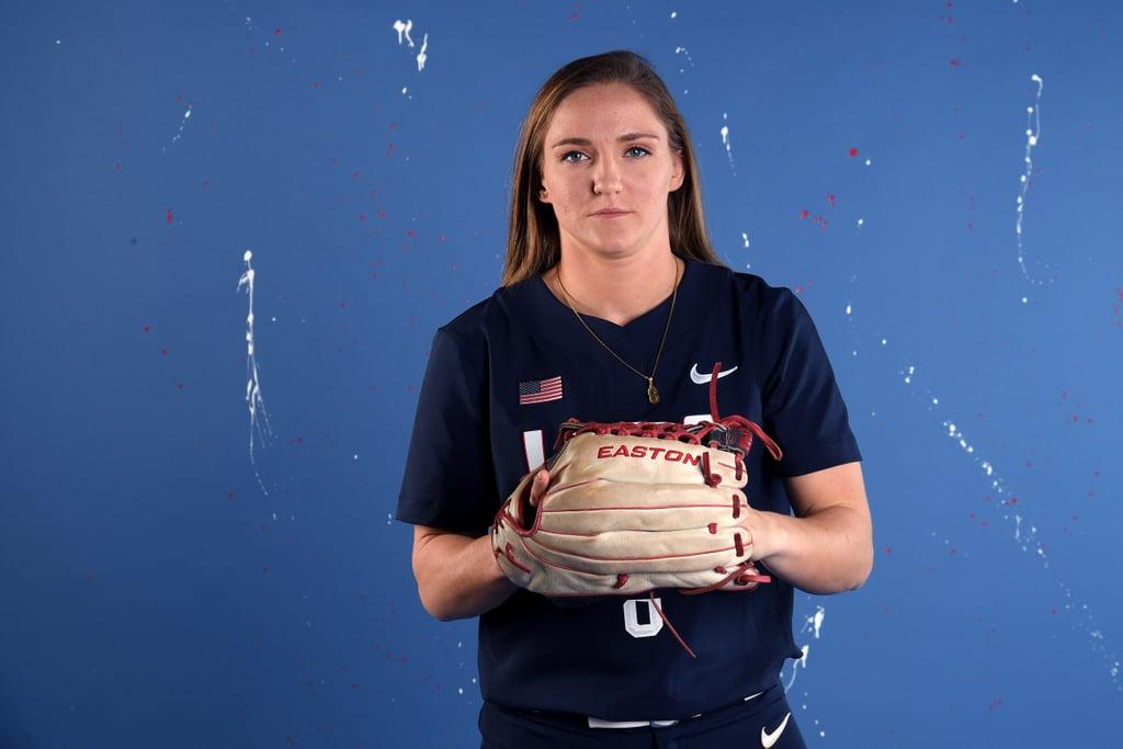 Haylie McCleney, Softball