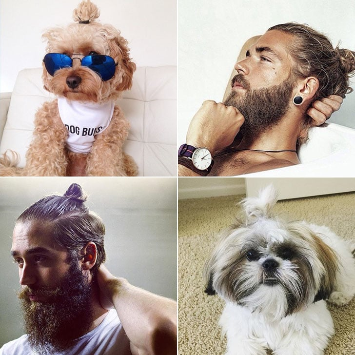 Hottest Guys With Man Buns