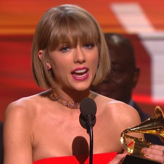 Was Taylor Swift's Grammys Speech About Kanye West?