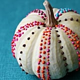 Painted Dot Pumpkins