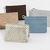 Polly Perforated Wallet