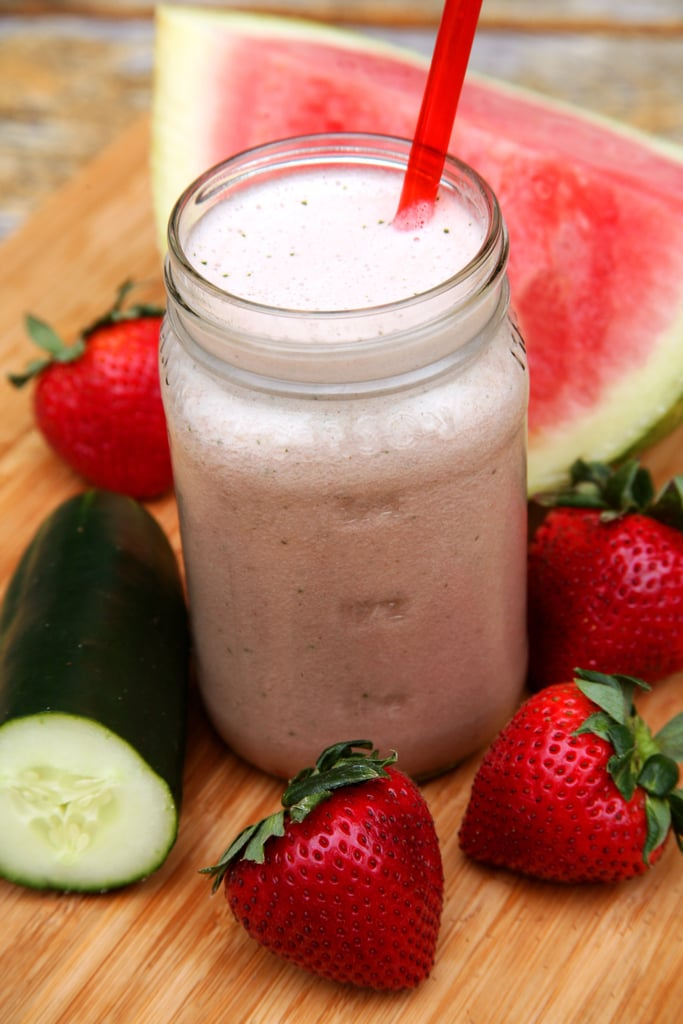 Celebrity slim strawberry shake calories