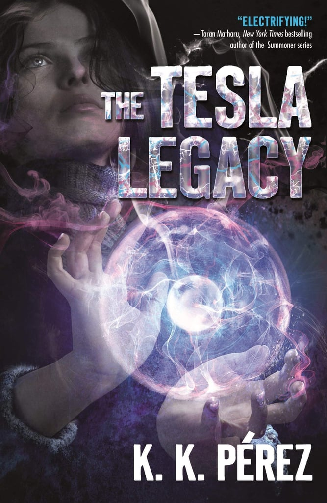 Cancer: The Tesla Legacy by Kristina Perez (Out March 12)