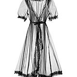 Dita Von Teese Vintage Sheer Robe