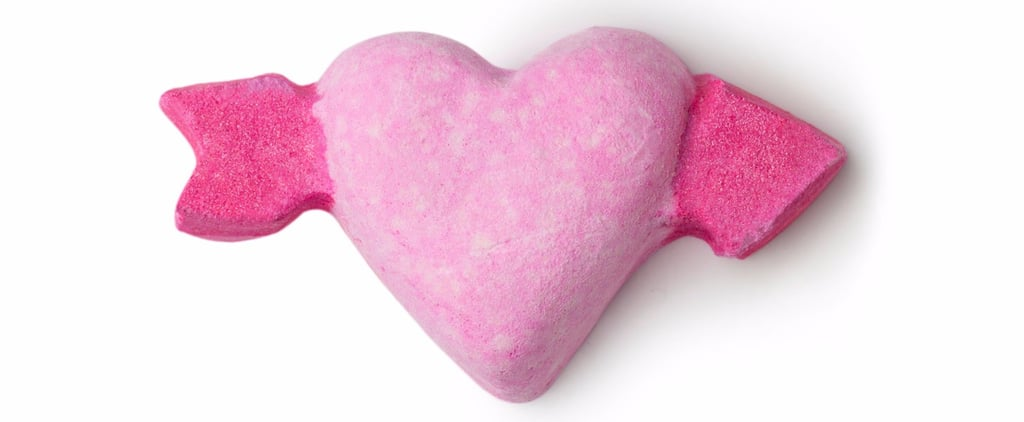 We're Totally Crushing on Lush's Valentine's Day Bath Bombs