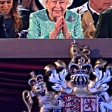 Queen Elizabeth II 90th Birthday at Windsor Castle May 2016