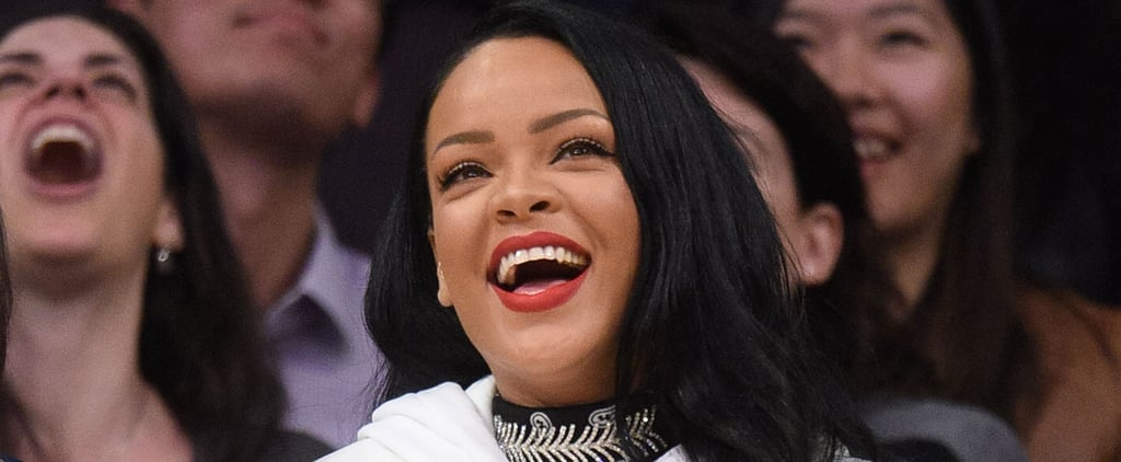 Rihanna Lets Loose During a Night Out in LA With BFF Melissa Forde