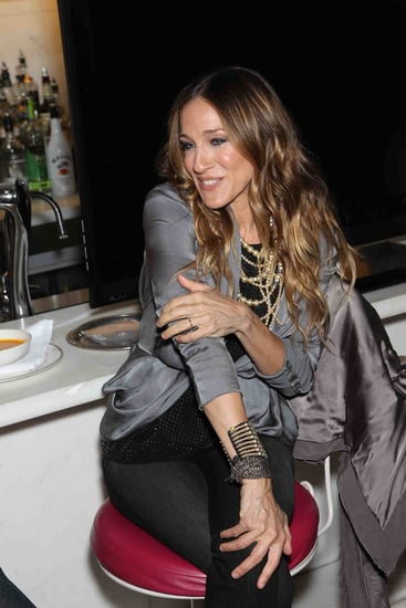 Sarah Jessica Parker Talks Hair