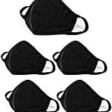 5 Pack Fashion Protective Masks