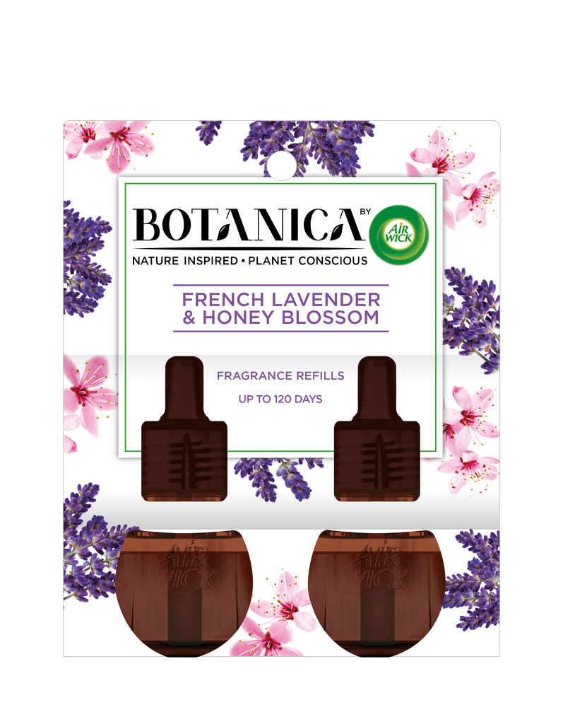 BOTANICA by Air Wick French Lavender and Honey Blossom