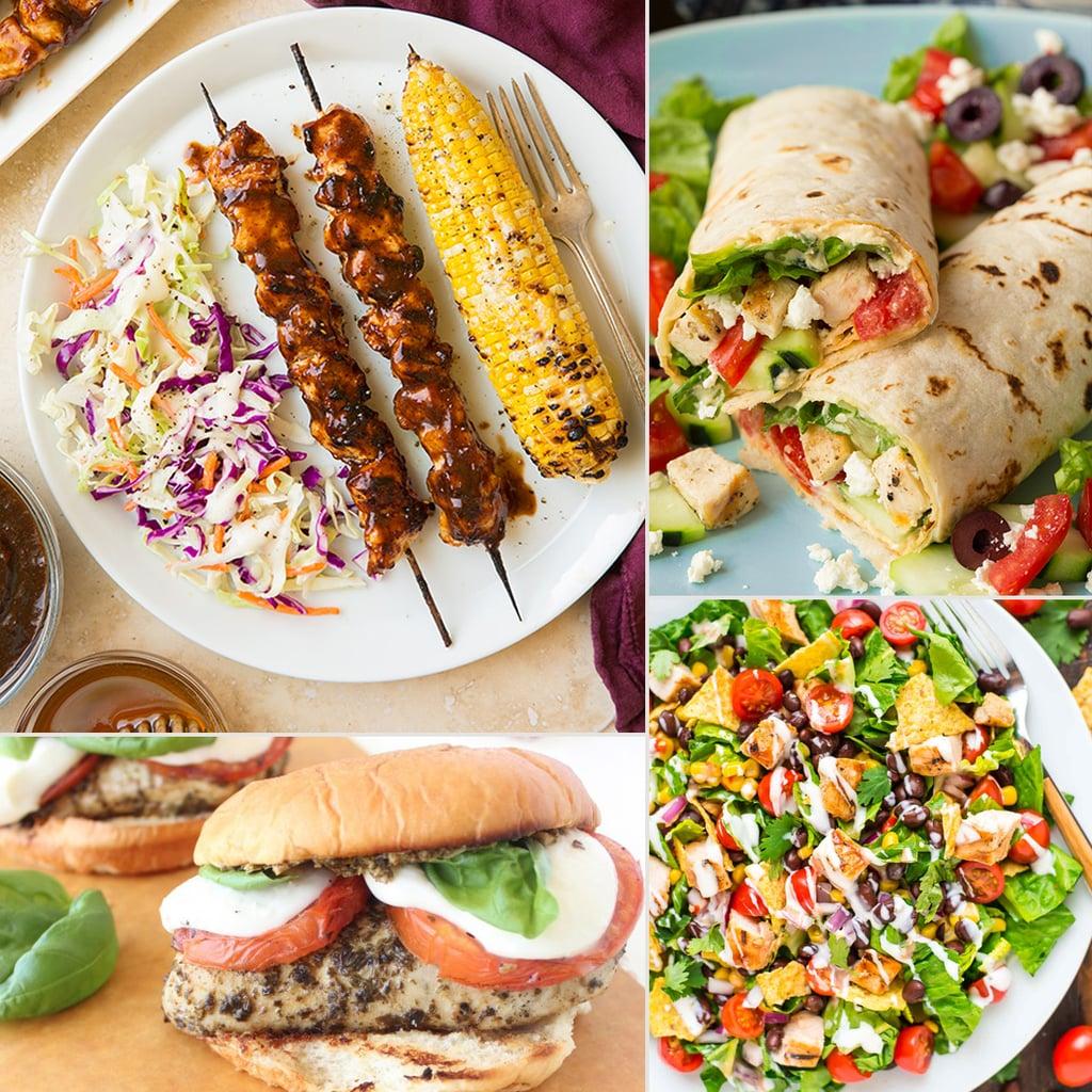 Summer Grilled Chicken Recipes