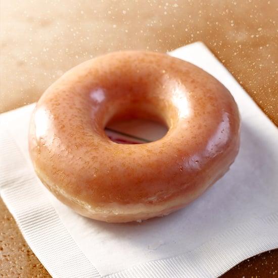 Krispy Kreme Pumpkin Spice Doughnuts 2017