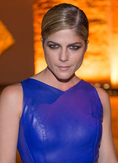 Selma Blair: Brunette to Blonde