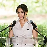 Meghan Gave a Powerful Commencement Speech at Her Former High School