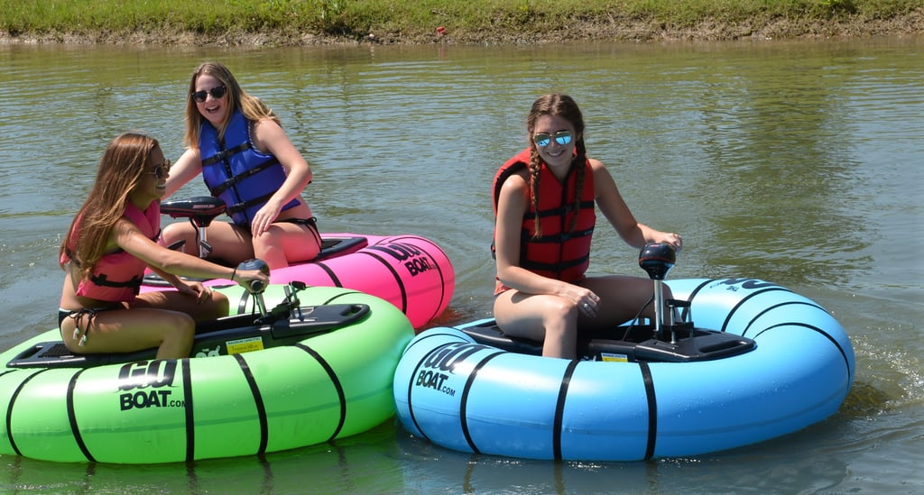 GoBoat Motorized Pool Floats