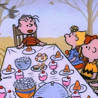 When Is A Charlie Brown Thanksgiving on TV?