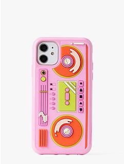 Boombox iphone 11 case