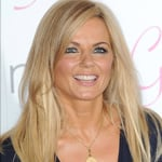 Photos of Geri Halliwell Launching Her Swimwear Collection with Next in London