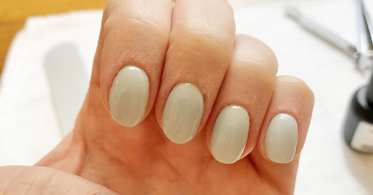 I Finally Broke Down and Tried Nailboo's Dip Manicure Kit —Here's How It Held Up