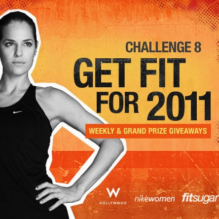 Review a Fitness and Enter to Win