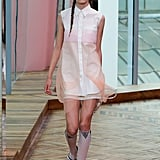 Prada's Resort Collection Is Made of Lingerie and Sport Socks