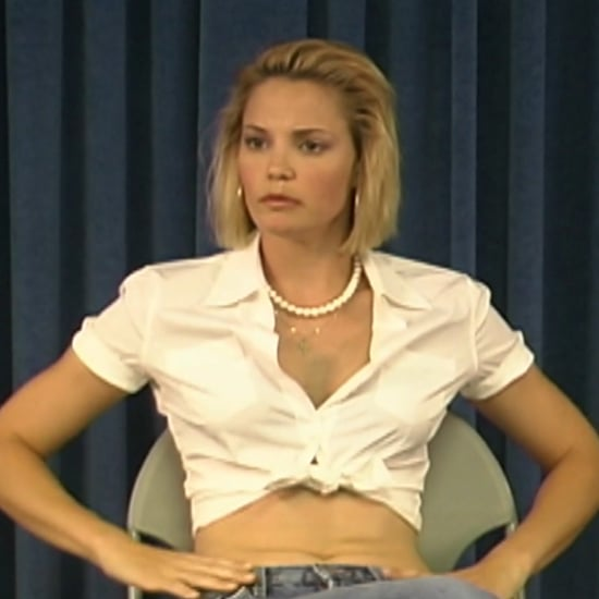 Leslie Bibb's Audition for Talladega Nights