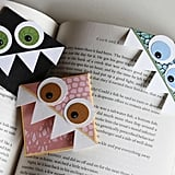 Hungry Monster Bookmarks