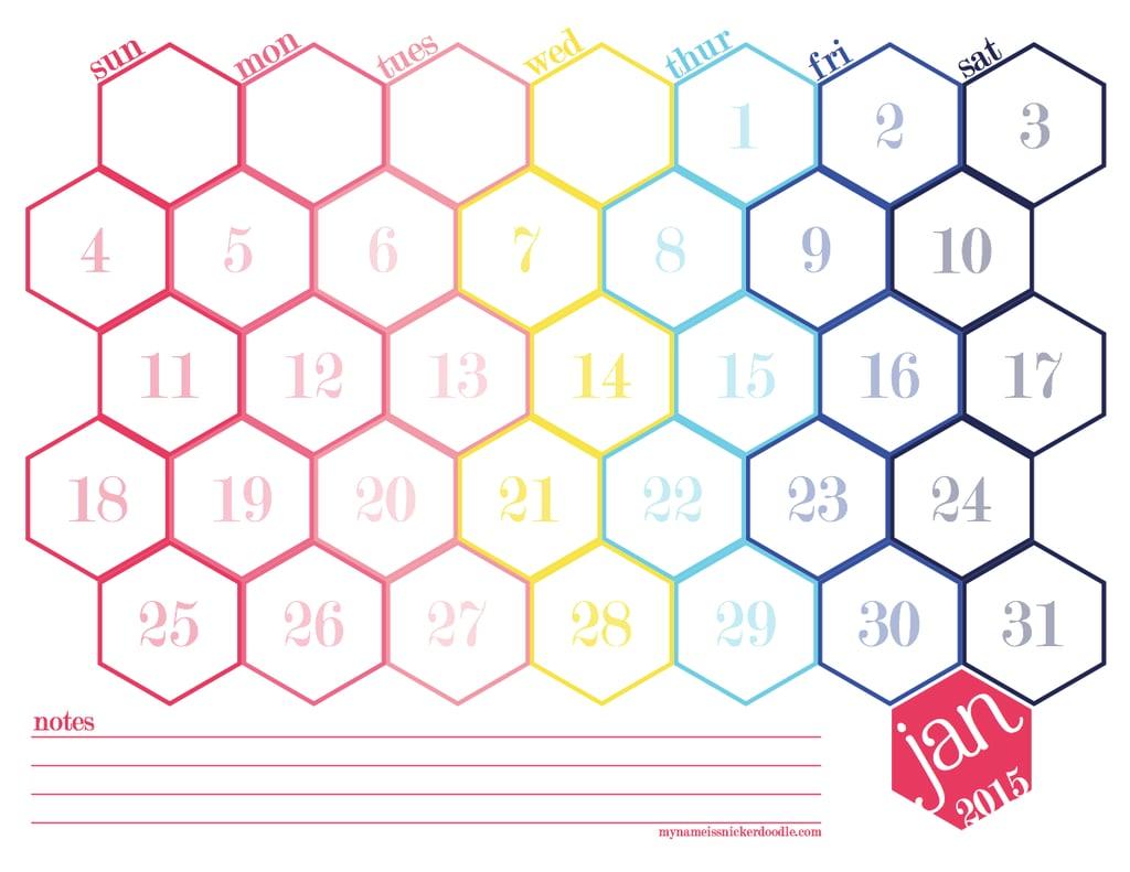 Happily Hexagonal