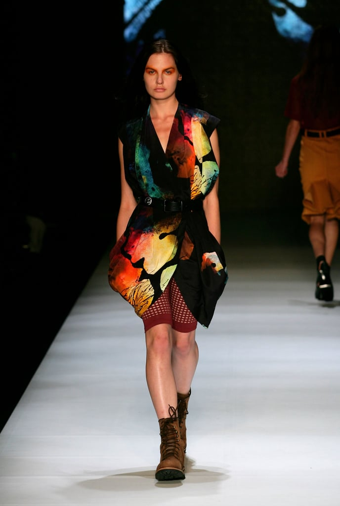 Rosemount Australia Fashion Week: TV Spring 2010