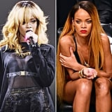 Do You Like Rihanna Red or Blonde?