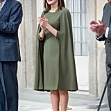 Letizia in Magrit, February 2018