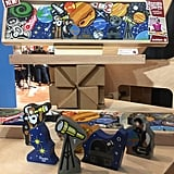 BeginAgain Space A To Z Puzzle & Playset