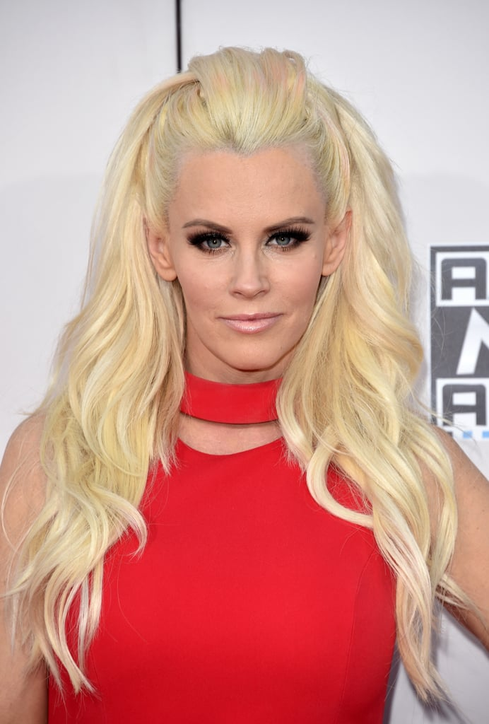 Jenny Mccarthy 2015 Celebrities At The Amas Now And Then 2015