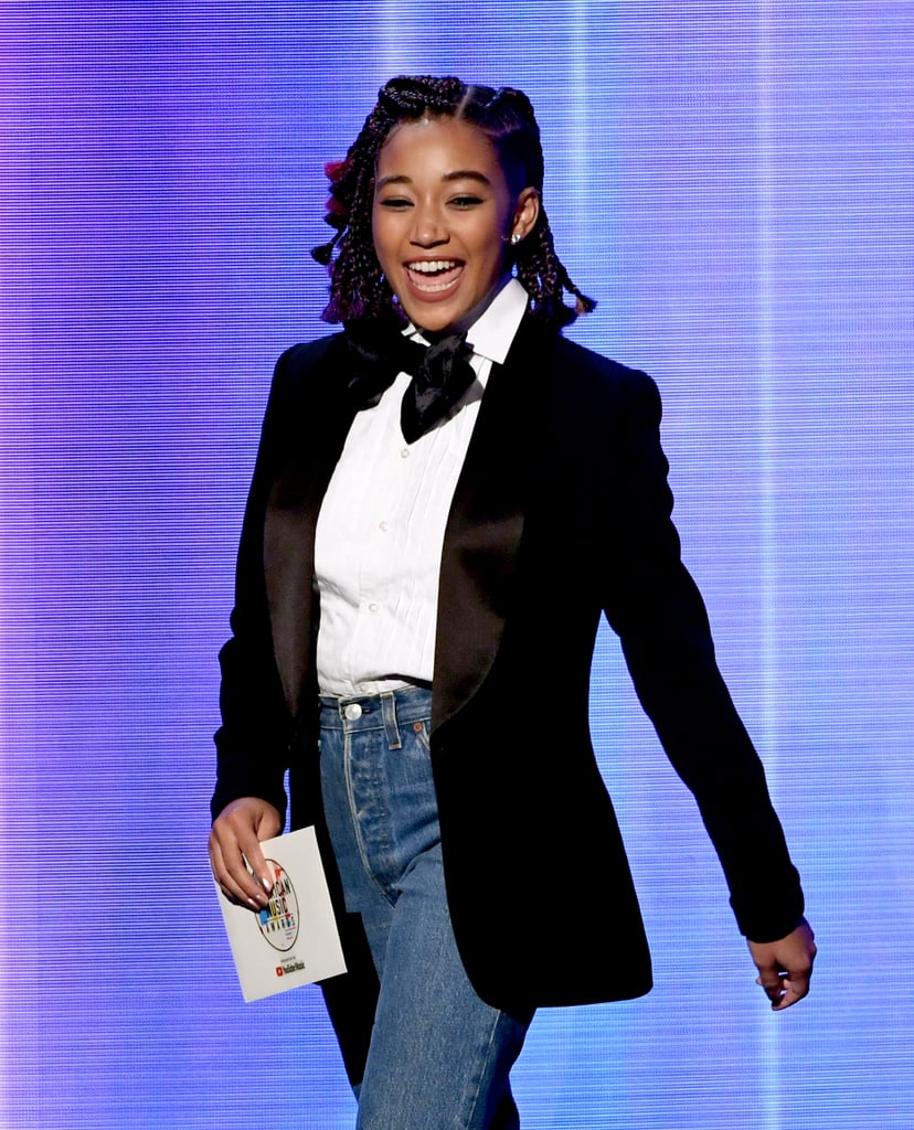 Pictured: Amandla Stenberg