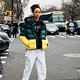 Baggy Pants Will Help You Achieve a Sporty Look
